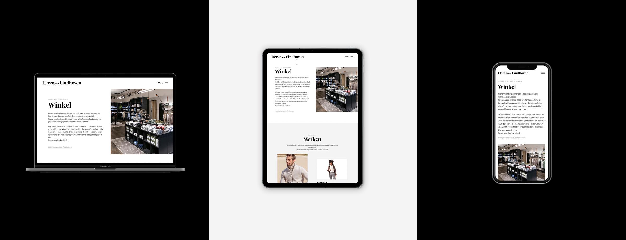 Website gebruiksvriendelijk maken door responsive webdesign