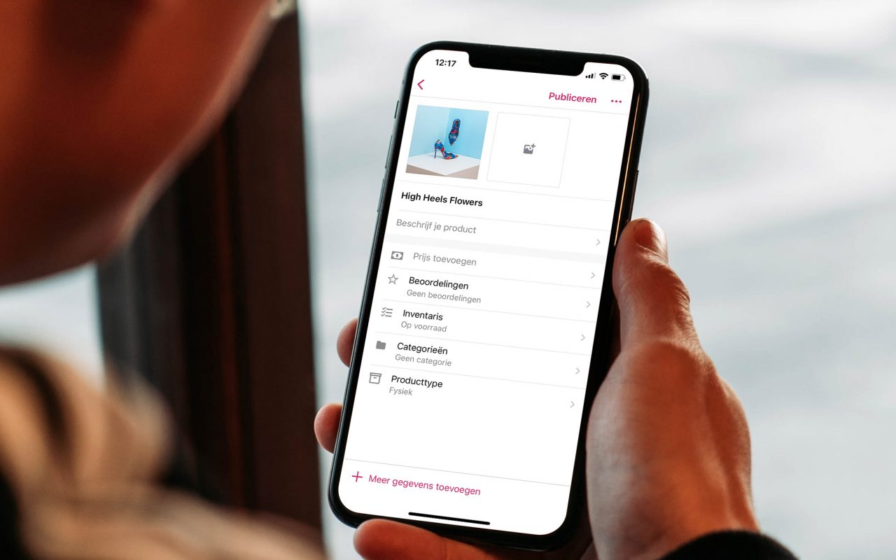 producten-toevoegen-webshop-woocommerce-app